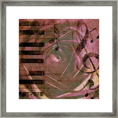 Natures Music Framed Print by Cathie Tyler