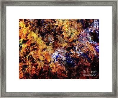 Natures Music Framed Print by Robert Ball