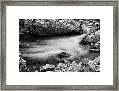 Framed Print featuring the photograph Nature's Pool by James BO Insogna