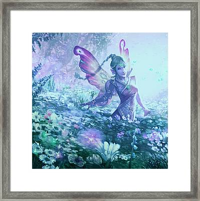 Nature's Renewal Framed Print by Ryan Barger