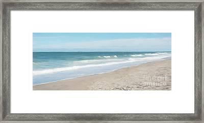 Nauset Beach Framed Print