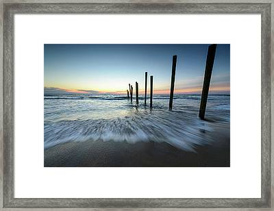 Nautical Mystique Framed Print