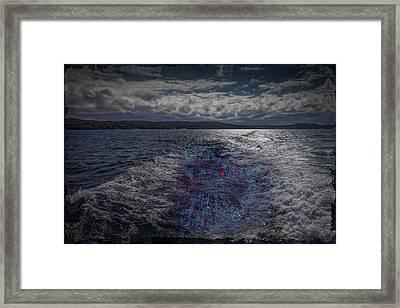 Nautilus Framed Print by John M Bailey