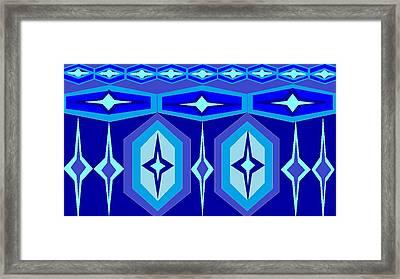 Navajo 7 Framed Print
