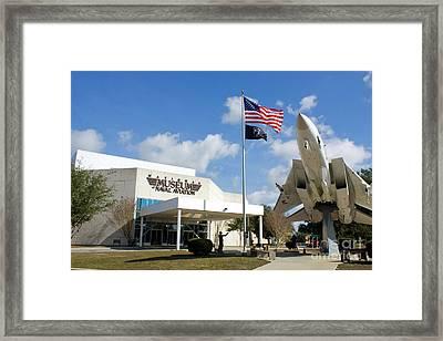 Naval Aviation Museum Framed Print