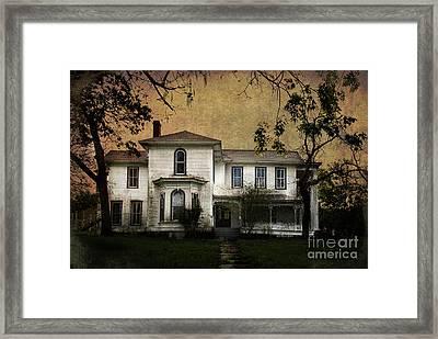 Framed Print featuring the photograph Navasota 1 by Elena Nosyreva