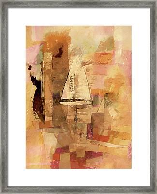 Navegator Framed Print