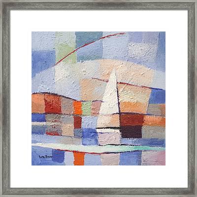 Navigator Framed Print