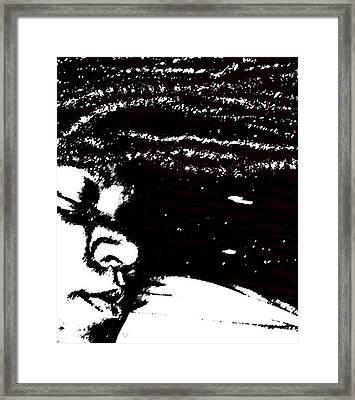 Nazarene 1 Framed Print by Fania simon