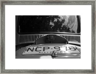 NCP Framed Print by Jez C Self