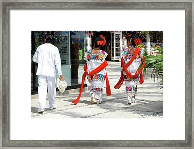 Nearly Showtime Framed Print by David Coleman