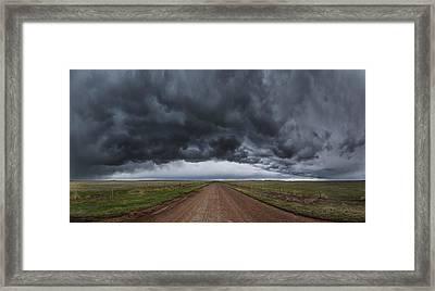 Nebraska 19 Framed Print by Darren  White
