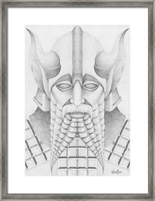 Nebuchadezzar Framed Print