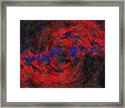 Nebula 1 Framed Print