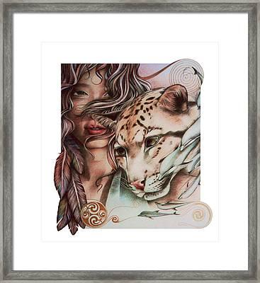 Nebula Framed Print