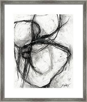 Nebulas By Laura Gomez - Vertical Format  Framed Print by Laura  Gomez