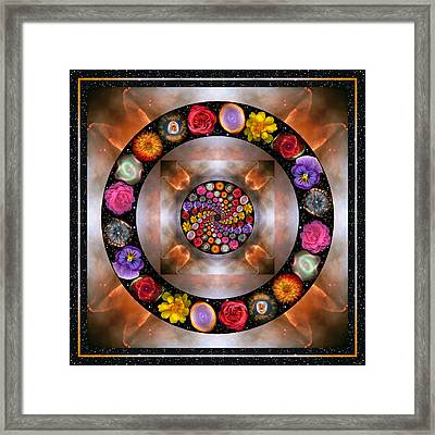 Nebulosity Framed Print