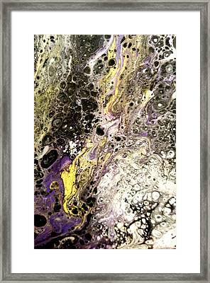 Nebulus Framed Print