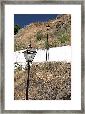 Nechite 19 Framed Print by Jez C Self