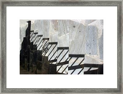 Nechite 3 Framed Print by Jez C Self