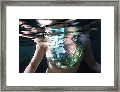 Necklace Cd Framed Print