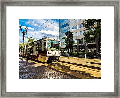 Need A Ride Framed Print by Tony Porter Photography