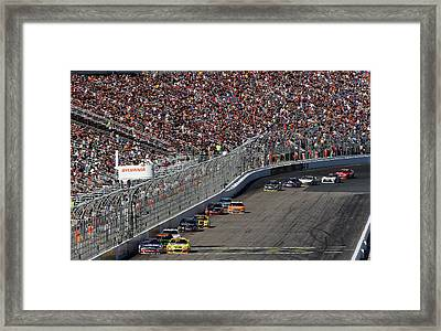 Need For Speed Framed Print by Juergen Roth