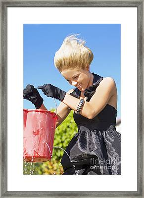 Need New Tools? Framed Print by Jorgo Photography - Wall Art Gallery