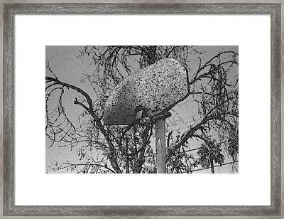 Neglect Framed Print by Angelo Battle
