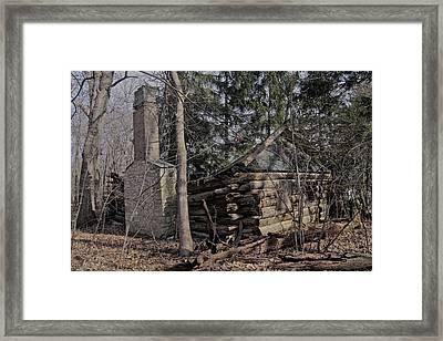 Neglected Framed Print