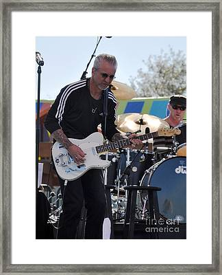 Neil Giraldo Framed Print by John Black