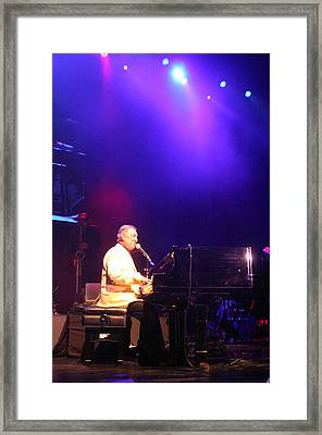 Neil Sedaka 12 Framed Print by Jez C Self