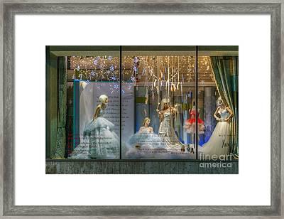 Neiman Marcus Beverly Hills Framed Print