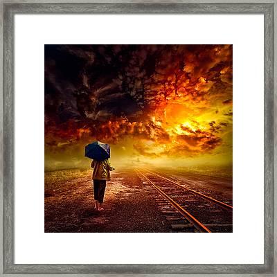 Nel Sogno Framed Print by Bob Orsillo