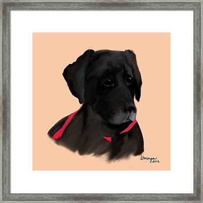 Nellie Framed Print