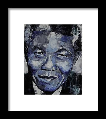 Nelson Framed Prints