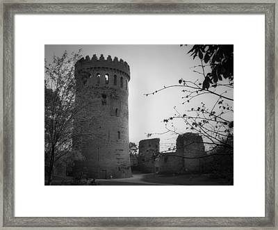 Nenagh Castle County Tipperary Ireland Framed Print