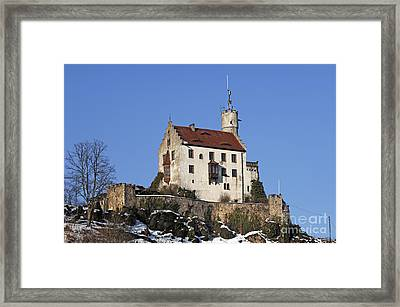 Neo-gothic Style Architecture, Germany Framed Print