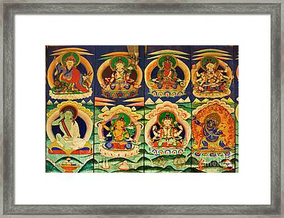 Nepal_d1145 Framed Print by Craig Lovell