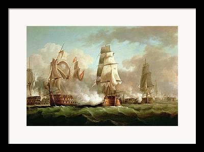 1831 Framed Prints