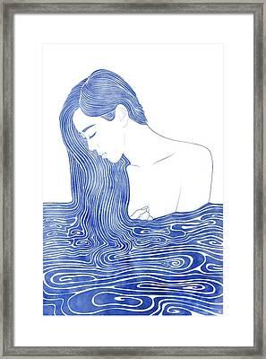 Nereid Xlvii Framed Print