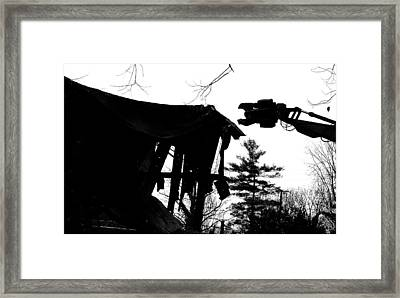 Nessie Framed Print by Jean Macaluso