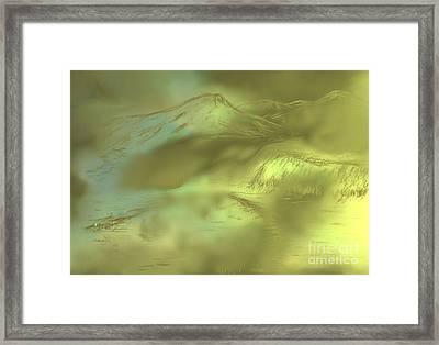Netherworld 4 Framed Print by John Krakora