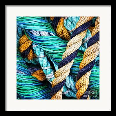 Knot Framed Prints