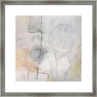 Neutral 9 Framed Print by Jane Davies