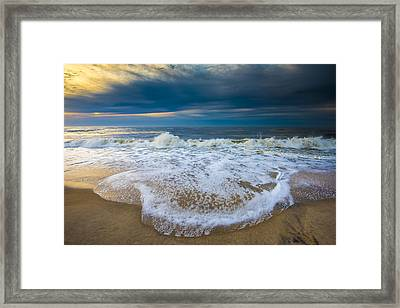 Framed Print featuring the photograph Never Ending by Steven Ainsworth
