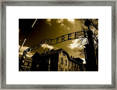 Never Forget 27 Framed Print