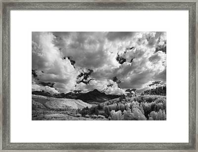 Never Get Tired Framed Print