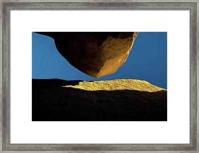 Never Framed Print by Joseph Smith