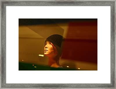 Never Let Me Go Framed Print by Jez C Self